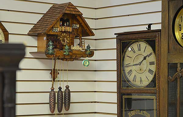 Clock Repair Shop